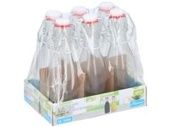 Oliefles, Azijnfles, 150 ml, Glas (pak 6 stuks)