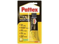 Pattex Alleslijm Multi tube 50gr (pak 6 stuks)