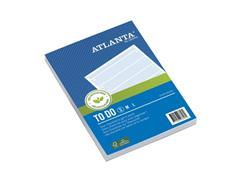 ATLANTA Things To Do Blok, 148 x 105 mm (krimp 5 stuks)
