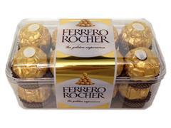 FERRERO ROCHER Chocolade bonbons (doos 5 x 16 stuks)
