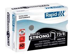 Rapid Super Strong Nietjes, 73/8, Verzinkt, Gegalganiseerd staal (doos 5000 stuks)
