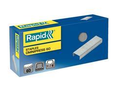 Rapid Rapid Omnipress 60 - nietjes (pak 5000 stuks)