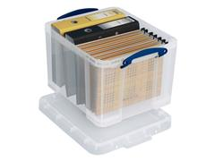 Really Useful Box RUP opbergboxen 35 L, b 480 x h 310 x d 390 mm, A4 mappen