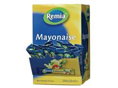 Remia Mayonaise Extra Romig, Sticks, 20 ml (doos 200 stuks)