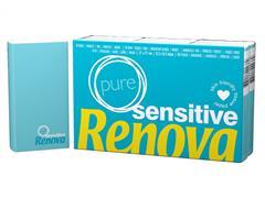Renova Papieren tissues voor de gevoelige huid, wit (pak 6 pakken)