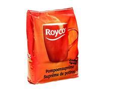 Royco Soep Voor Automaat, Pompoen, 70 Porties (pak 1 kilogram)