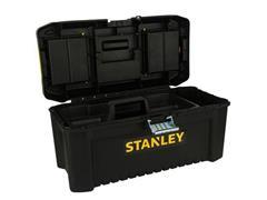 STANLEY Essential Gereedschapskoffer M 16 inch, Geel, Zwart