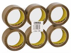 Scotch® Scotch 309 verpakkingstape (pak 6 x 66 meter)