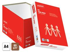 Staples Copy A4 Papier, 80 g/m², Wit (pallet 40 dozen)
