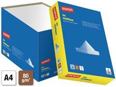Staples Multiuse papier A4, 80 g/m² (pallet 40 x 2500 vel)