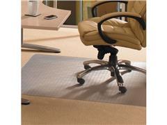 ECOTEX EvolutionMat Vloermat Voor Harde Vloeren, 25% Gerecycled, Polymeer, 1200 x 900 mm, Transparant
