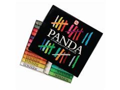 Talens Oliepastels Panda (pak 24 stuks)