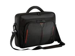 Targus CN415 15,6 inch laptopaktetas, polyester, gevoerd, zwart