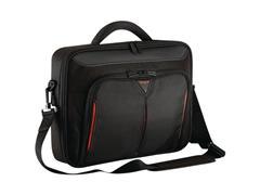 Targus CN418 17 - 18 inch laptopaktetas, polyester, gevoerd, zwart