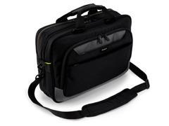 Targus CityGear TCG455EU 14 inch laptoptas, polyurethaan, gevoerd, zwart