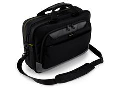 Targus CityGear TCG470EU 17,3 inch laptoptas, polyurethaan, gevoerd, zwart