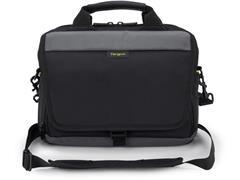Targus TSS865EU CityGear 11,6 inch laptoptas, polyurethaan, gevoerd, zwart