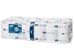 Tork Compact Nextturn Toiletpapier, 2-laags, 900 vel, 112,5 m, Wit (pak 36 rollen)