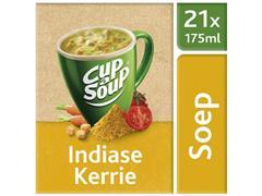 Unox Cup-a-Soup Indiase Kerrie, Soep, 175 ml (pak 21 stuks)