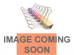 Vergadertafel Domino 200x100 wit/z 25mm
