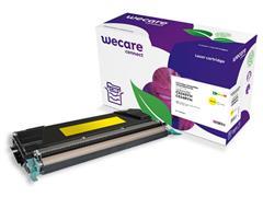Wecare Gereviseerde toner cartridge, één pakket, C5240YH, 5000p, geel, geschikt voor Compatibel met LEXMARK