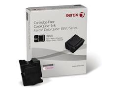 Xerox ColorQube 8870 Toner, Zwart (doos 6 stuks)
