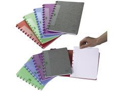 ADOC Pap-ex Notitieboek, Geruit 4 x 8 mm, A5 (pak 20 stuks)