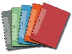 ADOC Pap-ex Notitieboek, Geruit 5 mm, A4 (blok 72 vel)