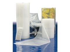 AirCap® Luchtkussenfolie, Kleine Noppen, 600 mm, Transparant (rol 100 meter)
