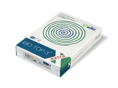 BIO TOP 3 BIO TOP 3 Extra Papier, A4, 80 g/m², Wit (pallet 40 x 2500 vel)