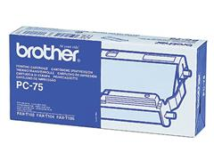 Brother Donorrol PC75 met cassette