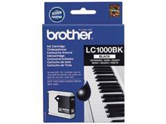 Brother LC-1000 Inktcartridge, Zwart