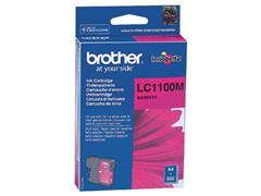 Brother LC-1100 Inktcartridge, Magenta