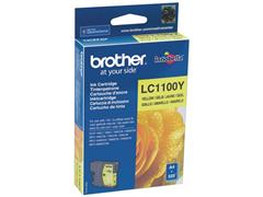 Brother LC-1100 Inktcartridge, Geel