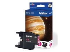Brother LC-1240 Inktcartridge, Magenta