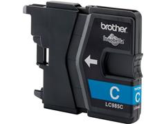 Brother LC-985 Inktcartridge, Cyaan