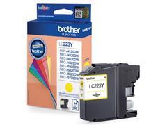 Brother LC-223 Inktcartridge, Geel
