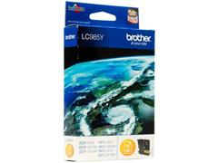Brother LC-985 Inktcartridge, Geel