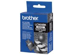 Brother LC-900 Inktcartridge, Zwart