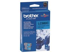 Brother LC-980 Inktcartridge, Cyaan