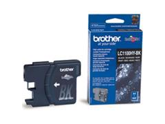 Brother LC-1100HY Inktcartridge, Zwart