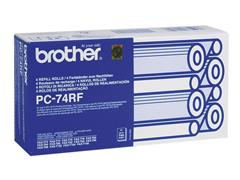 Brother Donorrol PC-74RF (pak 4 stuks)