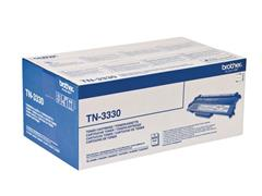 Brother TN-3330 Toner, Hoog Rendement, Zwart