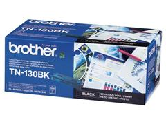 Brother TN-130BK Toner, hoog rendement, single pack, zwart