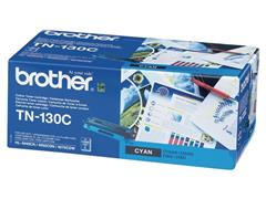 Brother TN-130C Toner, single pack, cyaan
