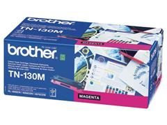 Brother TN-130M Toner, single pack, magenta