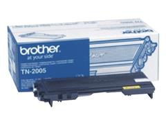 Brother TN-2005 Toner, single pack, zwart