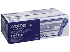 Brother TN-2110 Toner, single pack, zwart