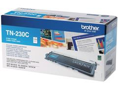 Brother TN-230C Toner, single pack, cyaan