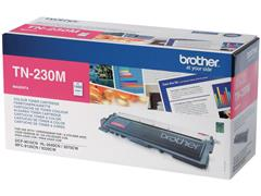 Brother TN-230M Toner, single pack, magenta